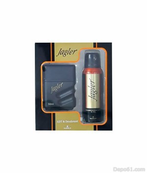 Jagler Kofre Edt 50ml+Deo 100ml Men