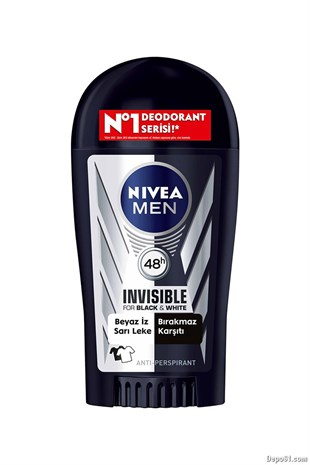 Nivea Stick 40 Ml Invısıble